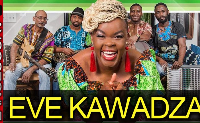 EVE KAWADZA Performs At The Three Masks Inc. Cultural Center In Orlando Florida! - The LanceScurv Show