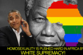 Homosexuality Is Pushed Hard In Africa By White Supremacy! – The LanceScurv Show