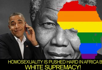 Homosexuality Is Pushed Hard In Africa By White Supremacy! - The LanceScurv Show