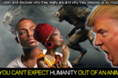 You Can't Expect Humanity Out Of An Animal! – The LanceScurv Show