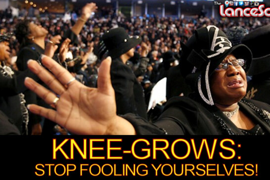 Brother Hallah: Knee-Grows Stop Fooling Yourselves! - The LanceScurv Show