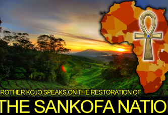 BROTHER KOJO Speaks On The Restoration Of THE SANKOFA NATION! - The LanceScurv Show
