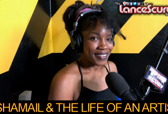 Shamail & The Life Of An Artist! - The LanceScurv Show