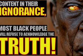 Content In Their Ignorance, Most Black People Will Refuse To Acknowledge The Truth! - The LanceScurv Show