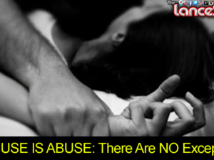 ABUSE IS ABUSE: There Are NO Exceptions! – The LanceScurv Show