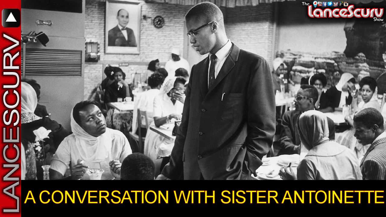 A Conversation With Sister Antoinette! - The LanceScurv Show