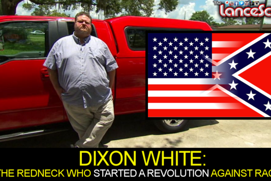 The Redneck Who Started A Revolution Against Racism! – Cynthia Harris On The LanceScurv Show