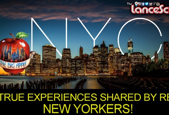 TRUE EXPERIENCES SHARED BY REAL NEW YORKERS! - The LanceScurv Show