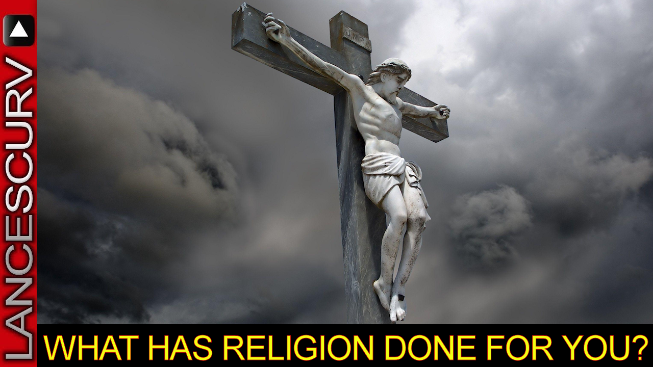 What Has Religion Done For You? - Brother Keston