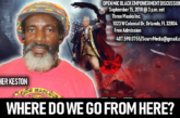 Where Do We Go From Here? – Brother Keston