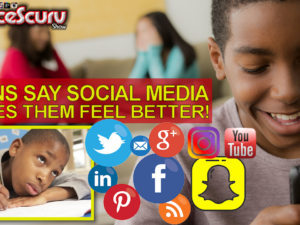 TEENAGERS SAY SOCIAL MEDIA MAKES THEM FEEL BETTER! – The LanceScurv Show