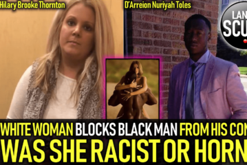 WHITE WOMAN BLOCKS BLACK MAN FROM HIS CONDO: WAS SHE RACIST OR HORNY? - The LanceScurv Show