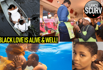 BLACK LOVE IS ALIVE & WELL BUT WON'T SURVIVE UNLESS WE CHANGE OUR NEGATIVE WAYS!