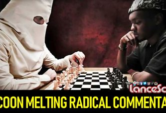 COON MELTING RADICAL COMMENTARY BY BROTHER DJANGO UNCHAINED! -The LanceScurv Show