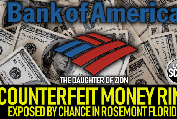 COUNTERFEIT MONEY RING EXPOSED BY CHANCE IN ROSEMONT FLORIDA? – The LanceScurv Show