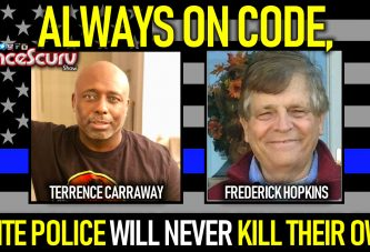 ALWAYS ON CODE, WHITE POLICE WILL NEVER KILL THEIR OWN! - The LanceScurv Show