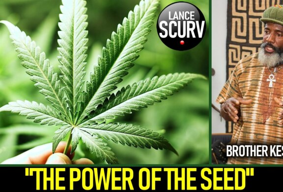 THE POWER OF THE SEED! – Brother Keston/The LanceScurv Show