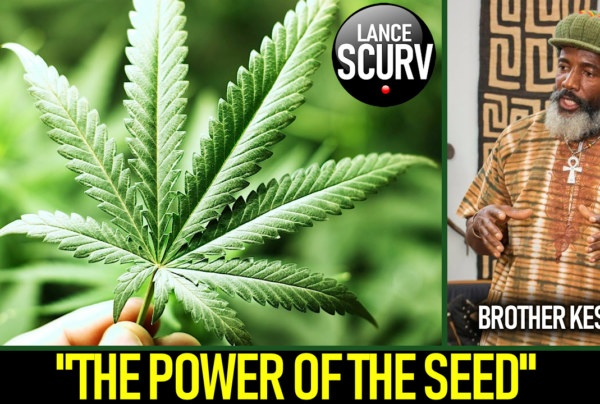 THE POWER OF THE SEED! - Brother Keston/The LanceScurv Show