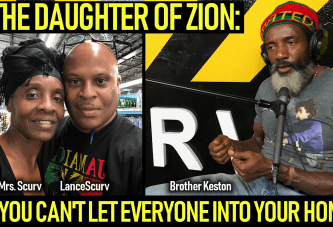 THE DAUGHTER OF ZION: