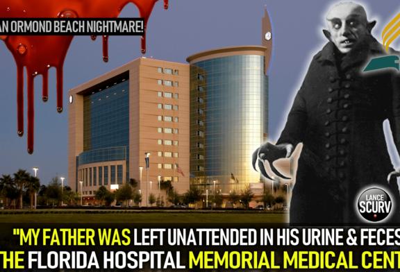 MY FATHER WAS LEFT UNATTENDED IN HIS URINE & FECES AT THE FLORIDA HOSPITAL MEMORIAL MEDICAL CENTER!