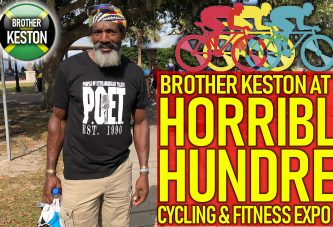 THE HORRIBLE HUNDRED CYCLING & FITNESS EXPO 2018! - BROTHER KESTON