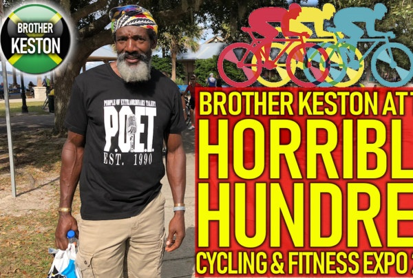 THE HORRIBLE HUNDRED CYCLING & FITNESS EXPO 2018! – BROTHER KESTON