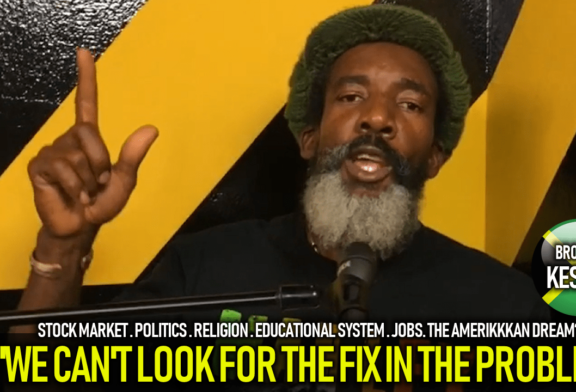 WE CAN'T LOOK FOR THE FIX IN THE PROBLEM! – BROTHER KESTON ON The LanceScurv Show
