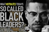 WHAT MOTIVATES TODAY'S SO CALLED BLACK LEADERS? – The LanceScurv Show