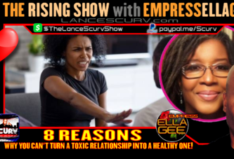 8 REASONS WHY YOU CAN'T TURN A TOXIC RELATIONSHIP INTO A HEALTHY ONE!