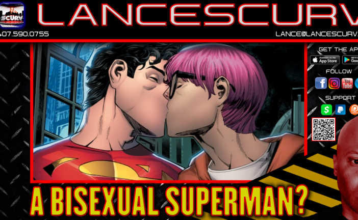 SUPERMAN IS NOW BISEXUAL: WHY IS THIS IMPORTANT FOR OUR CHILDREN TO KNOW?