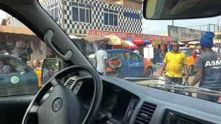 ACCRA GHANA: BROTHER KWAKU & KWADWO'S SUCCESSFUL TOUCHDOWN!