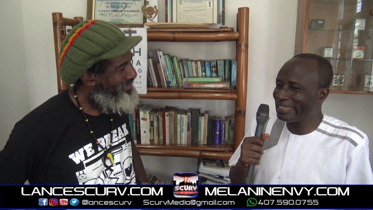 AFRICAN HERBALIST DR. ATTA KWAKU BONSU: