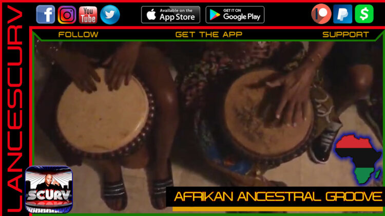 AFRIKAN ANCESTRAL GROOVE AT THE KANG MANSION!