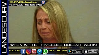 AMBER GUYGER FEELS VIOLATED AS HER ASSUMED WHITE PRIVILEGE MIGHT NOT WORK WITH AN ALL BLACK JURY!