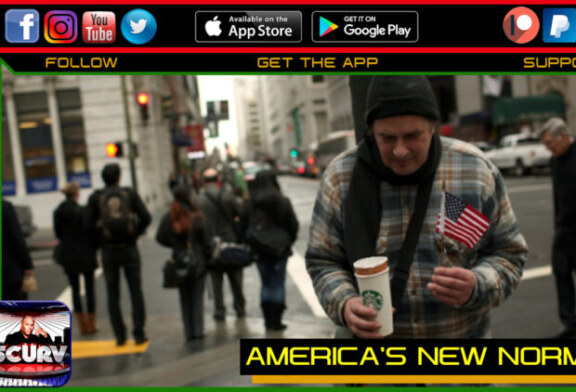 AMERICA'S NEW NORMAL! – ELLA GEE