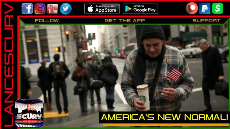AMERICA'S NEW NORMAL! - ELLA GEE