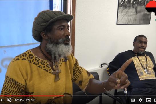 AFRICAN PEOPLE UNITED/DECEMBER 21, 2019