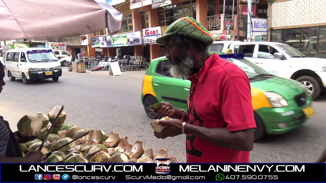 AROUND & ABOUT IN GHANA! - The LanceScurv Show