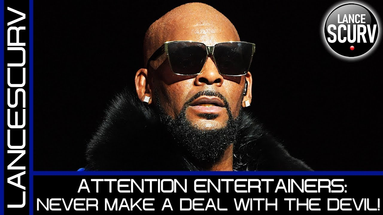 ATTENTION ENTERTAINERS: NEVER MAKE A DEAL WITH THE DEVIL! - The LanceScurv Show