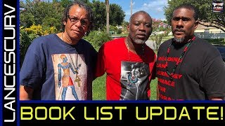 AWAKENED CONSCIOUSNESS ROUNDTABLE CONVERSATION & BLACK BOOK LIST UPDATE! - THE LANCESCURV SHOW