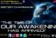 THE TIME OF OUR AWAKENING HAS ARRIVED!
