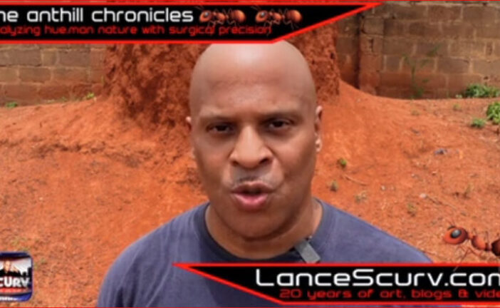 WE ARE THE ONLY BACK UP THAT WE HAVE! - THE ANTHILL CHRONICLES