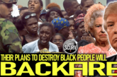 THEIR PLANS TO DESTROY BLACK PEOPLE WILL BACKFIRE! – The LanceScurv Show