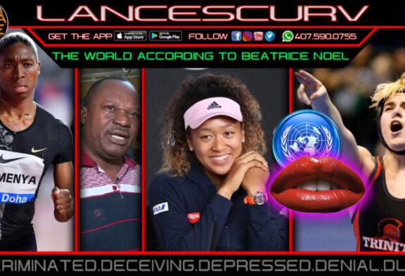 NAOMI OSAKA'S MENTAL HEALTH STRUGGLES/DEPRESSION | SEMENYA| DOMINIQUE KHONDE | TRANSGENDER ATHLETES