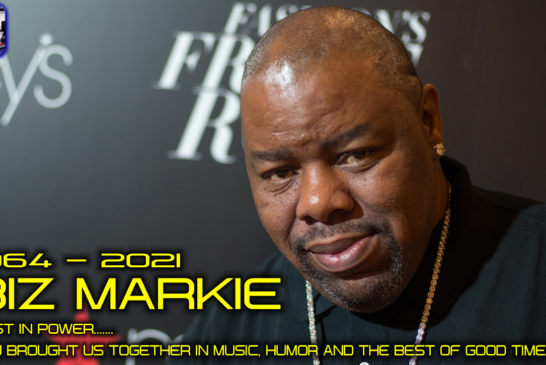 REST IN POWER BIZ MARKIE: YOU BROUGHT US TOGETHER IN MUSIC, HUMOR AND THE BEST OF GOOD TIMES!