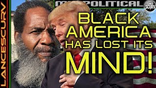 BLACK AMERICA HAS LOST ITS MIND! - MR. POLITICAL/THE LANCESCURV SHOW
