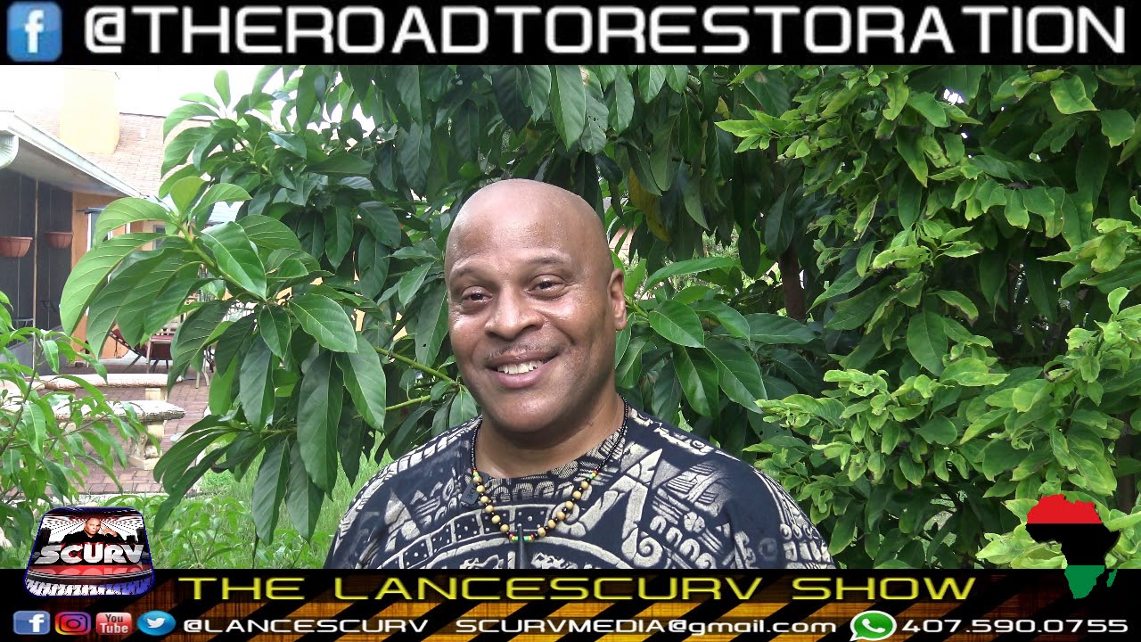 BLACK AMERICA IS IN A STATE OF EMERGENCY YET MANY OF US DON'T EVEN REALIZE IT! - The LanceScurv Show