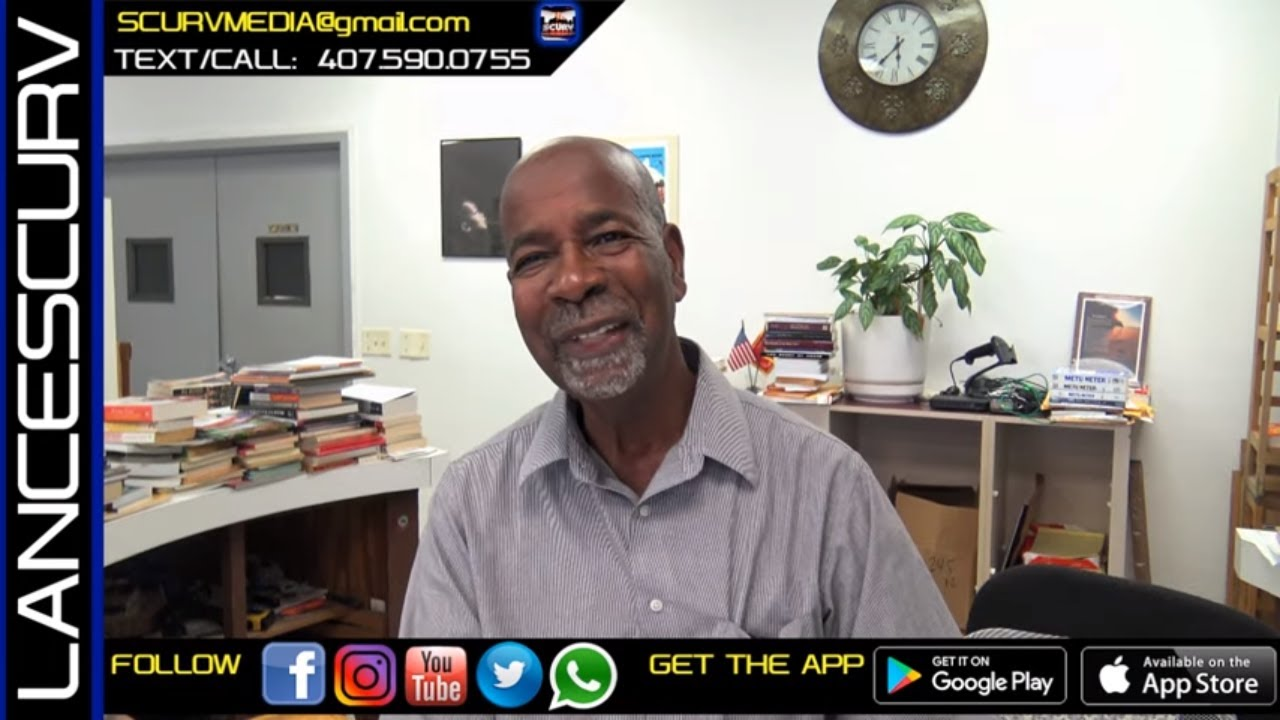 BLACK BOOK STORES ARE BECOMING OBSOLETE: A TALK WITH DESMOND REID/OWNER OF THE DARE BOOK STORE!