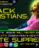 YOUR WHITE JESUS WILL NEVER SAVE YOU FROM THE DEATH DOMINATION & DESTRUCTION OF WHITE SUPREMACY!