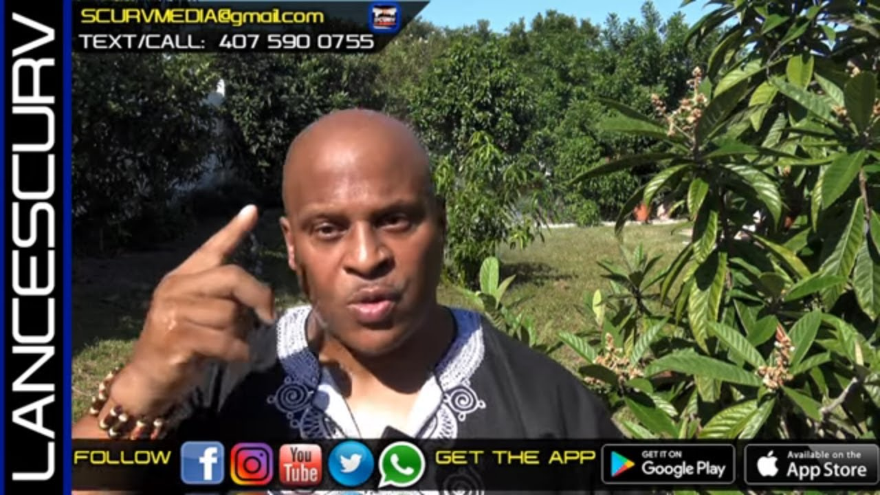 BLACK PEOPLE: NEEDING MENTAL HEALTH SUPPORT DOES NOT MEAN THAT YOU ARE CRAZY! -The LanceScurv Show